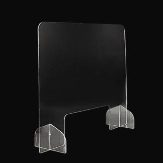 Schermo Parafiato Plexiglass Mod C
